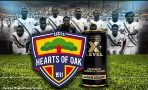 Hearts of Oak sign partnership deal with Adonko Next Level Drink