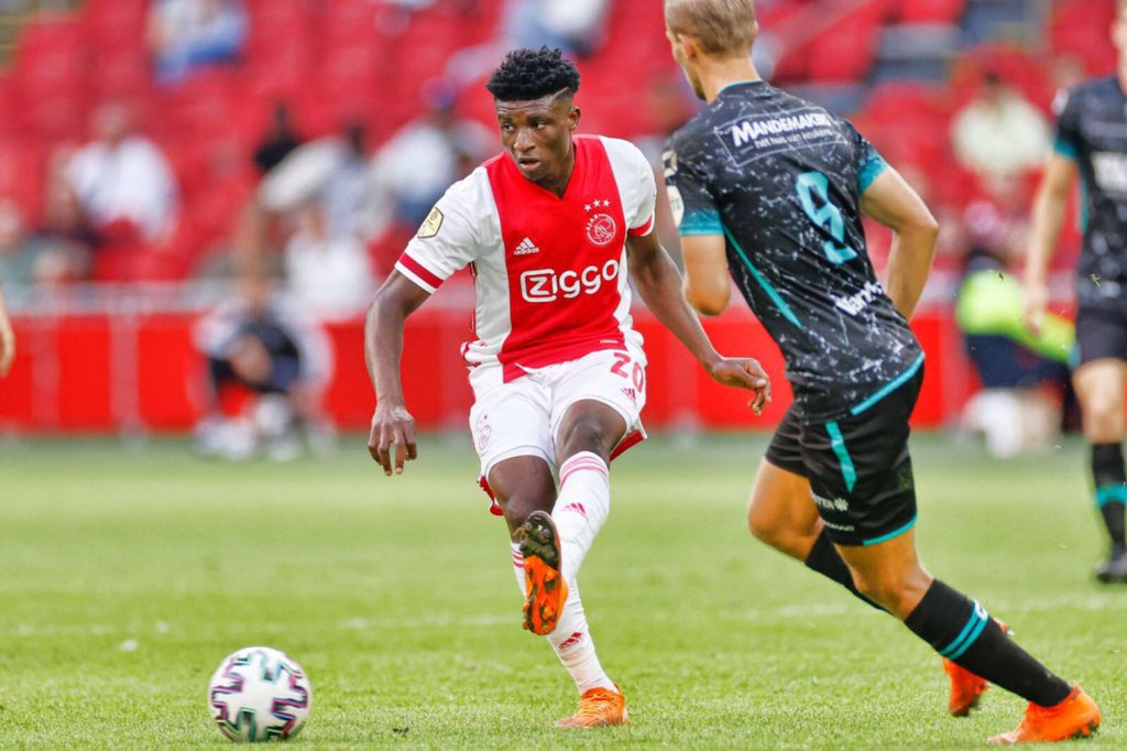 Ghana superstar Mohammed Kudus makes Dutch top-flight Team-of-the-Month
