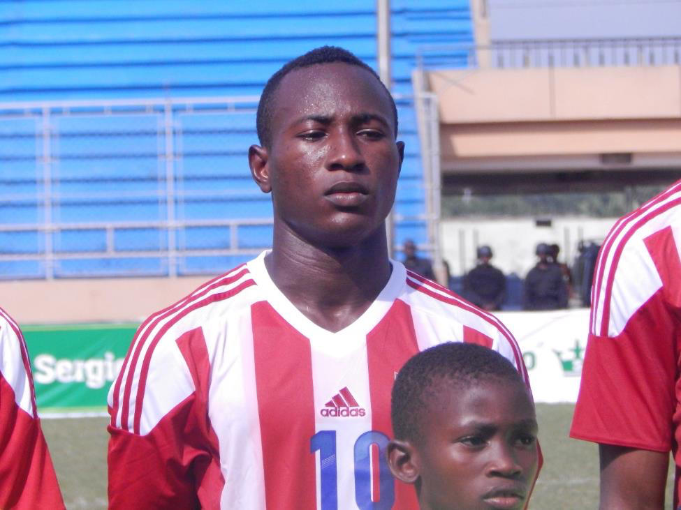 Inter Allies FC close to signing highly rated Liberian youngster Chauncey Freeman