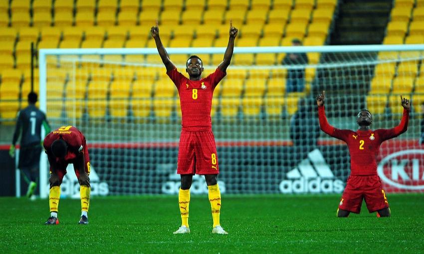 EXCLUSIVE! Former Ghana U20 star Kofi Yeboah signs for FK Apolonia in Albania
