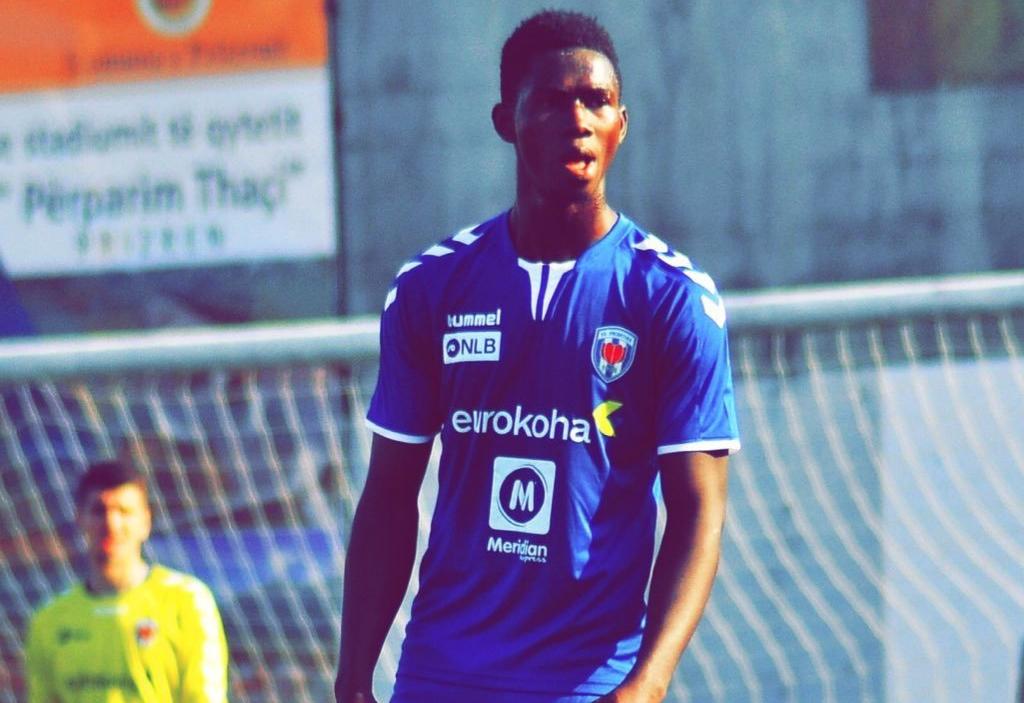 Liberty Professionals sign former Dreams FC defender Ben Nash Quansah