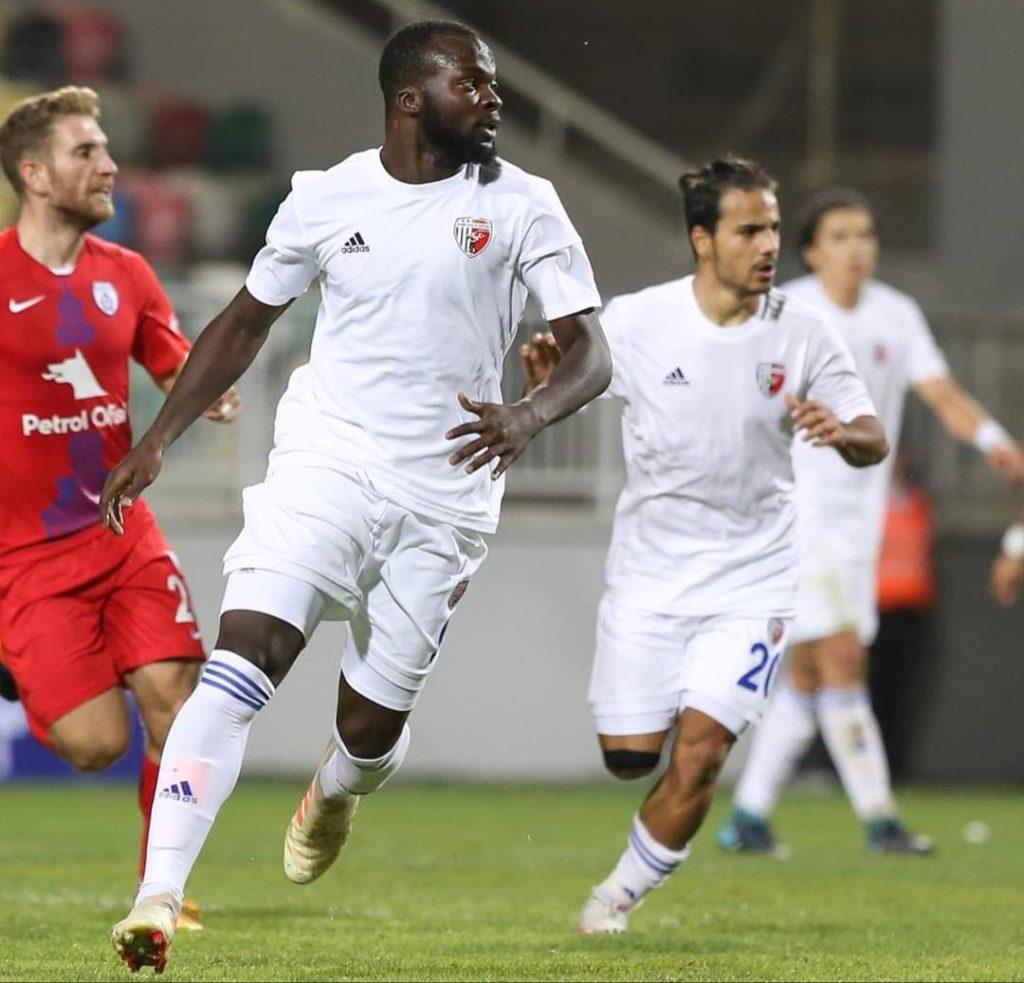 Umar Basit nets debut goal for Ankaraspor in their home defeat to Balıkesirspor