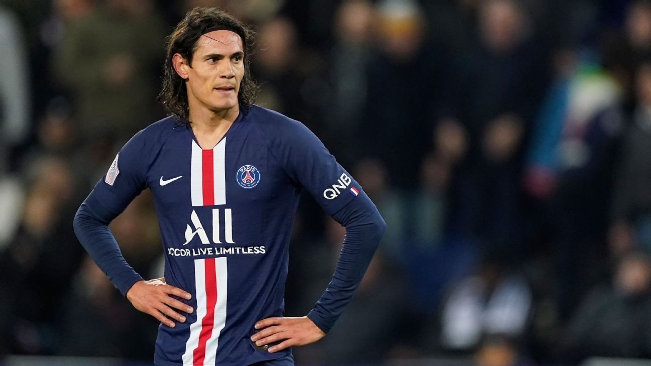 Cavani Ready For Responsibility Of Utd S No 7 Shirt Ghana Latest Football News Live Scores Results Ghanasoccernet
