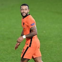 BARCELONA FC not giving up on DEPAY