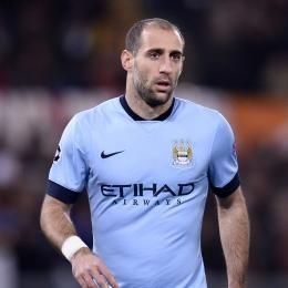 Former Man. City and Argentinian NT powerhouse ZABALETA quits football