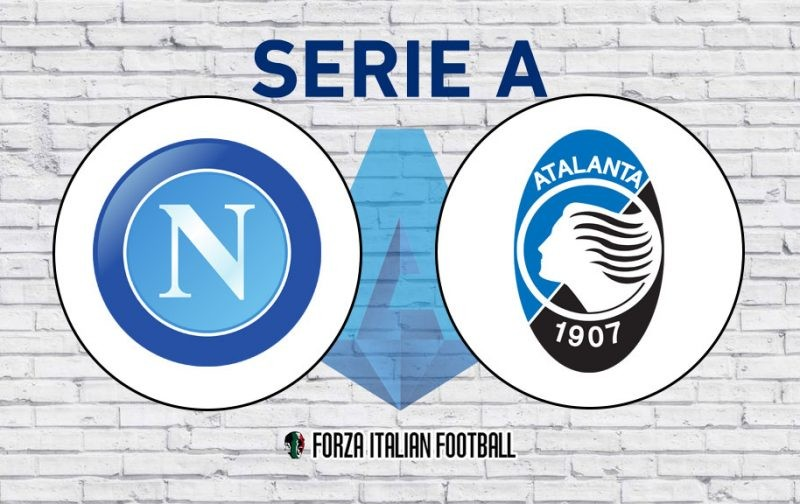 Serie A LIVE: Napoli v Atalanta