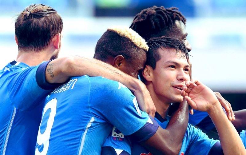 Napoli player ratings: Lozano lights up the San Paolo