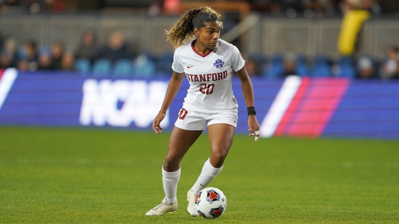 Catarina Macario ready for new chapter with USWNT