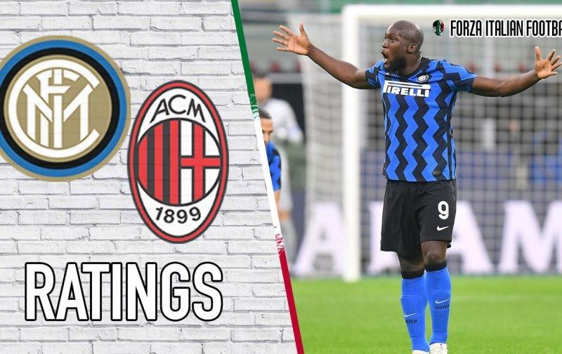 Inter player ratings: Lukaku effort in vain as Nerazzurri slump to defeat