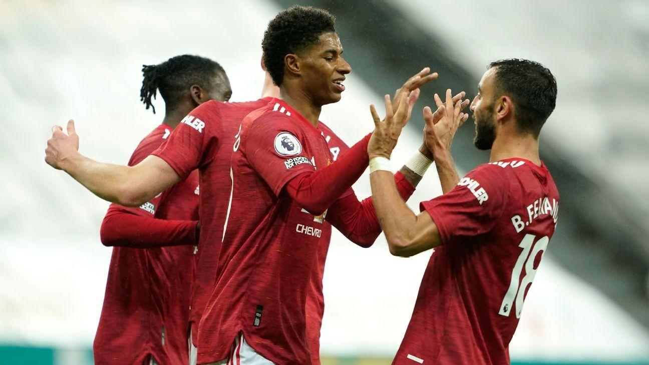 9/10 Fernandes, Rashford inspire Man Utd late show