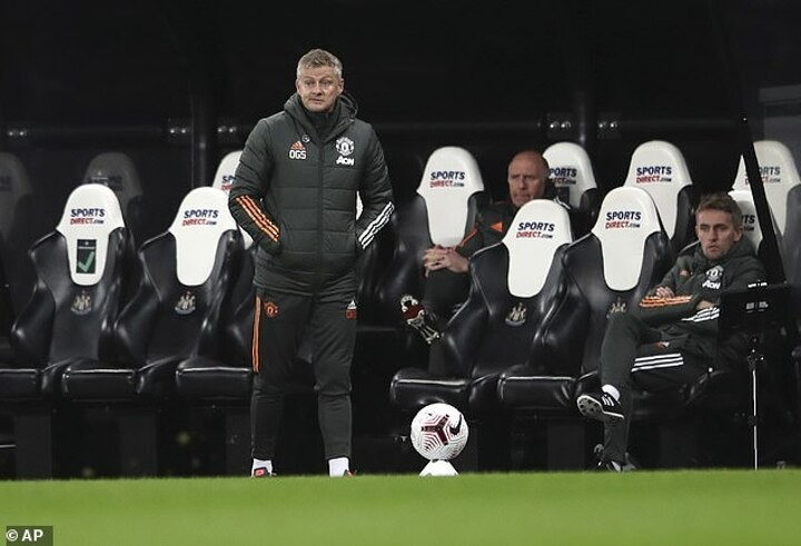 Alan Shearer salutes Ole Gunnar Solskjaer for changing Manchester United line-up for Newcastle win