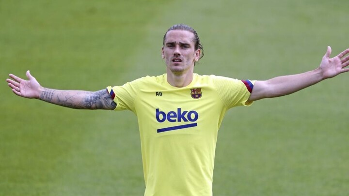 Griezmann is lost at Barcelona