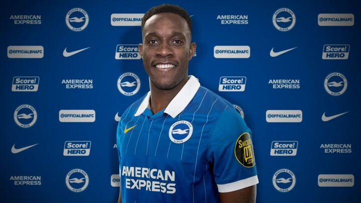 OFFICIAL: Brighton complete the signing of Danny Welbeck on a one year deal