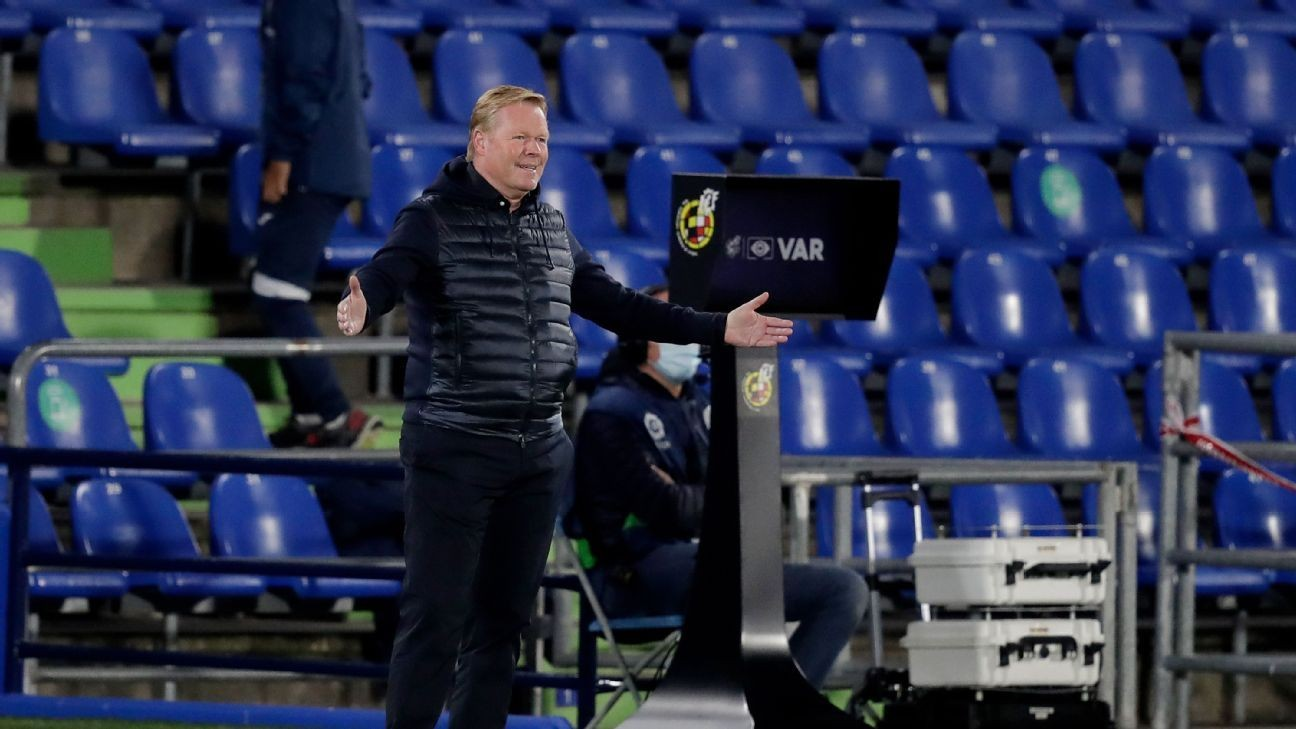 Barca boss insulted by Getafe player in defeat