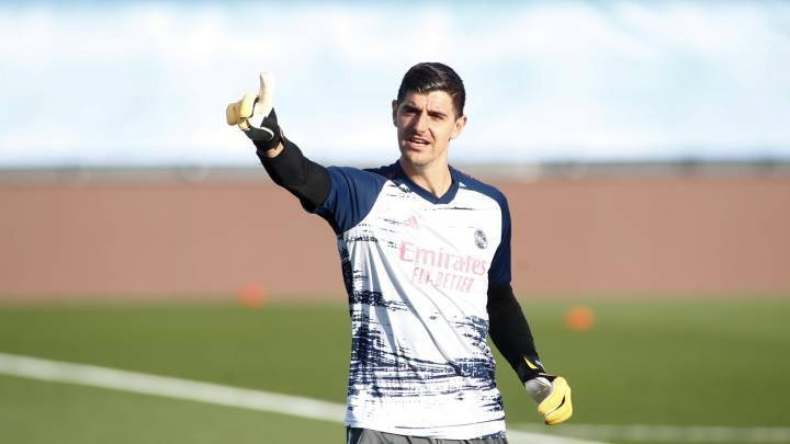 "Courtois: ""You can trust this team"""