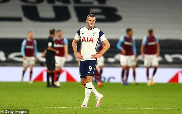 'Football happened': Jose Mourinho takes philosophical view on Tottenham's West Ham collapse