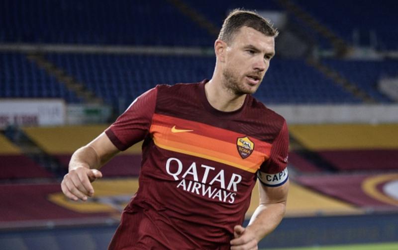 Dzeko at the double as Roma batter Benevento in seven-goal thriller