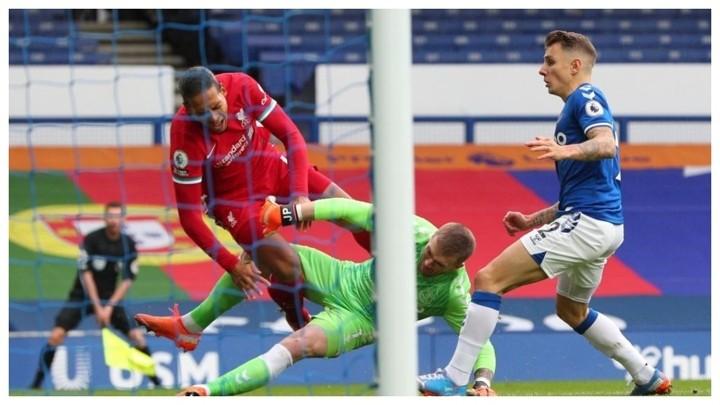 Liverpool confirm the extent of Van Dijk's injury