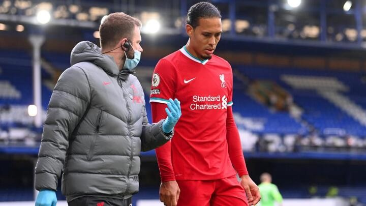 Liverpool need to make January signing after Van Dijk injury - Carragher