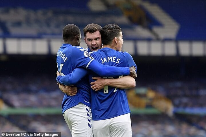 Everton played as Liverpool's equals in derby... victory draught won't last under Carlo Ancelotti