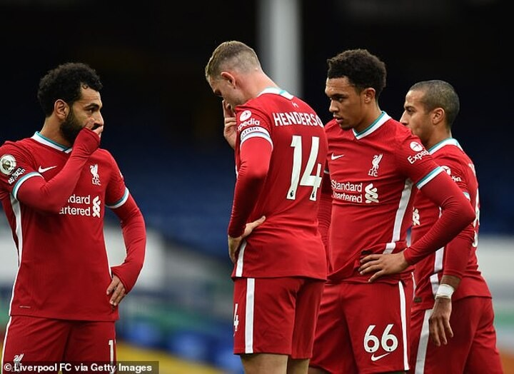 CHRIS SUTTON: Is it no Virgil van Dijk, no title defence for Liverpool?