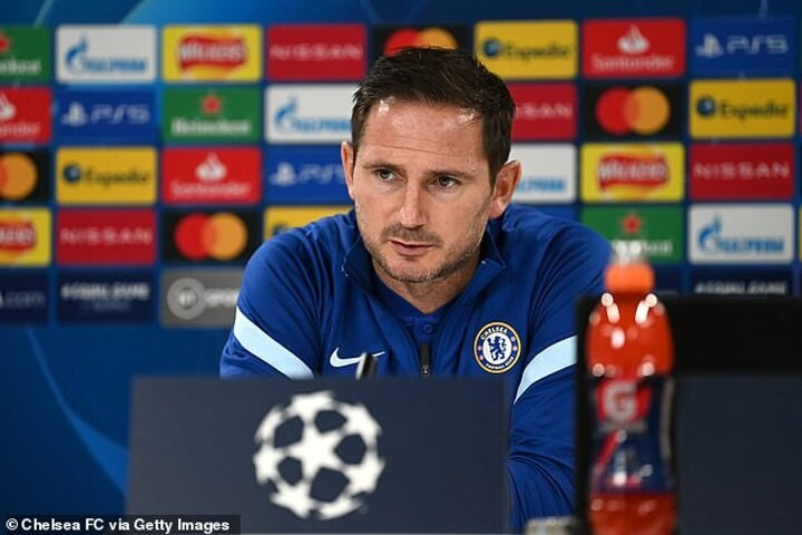 Lampard admits he's aware of Chelsea's problems after shipping another three