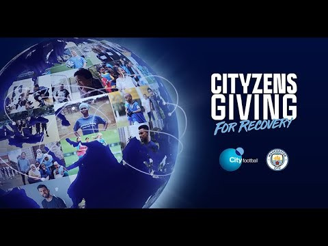 CITYZENS GIVING FOR RECOVERY   THANK YOU