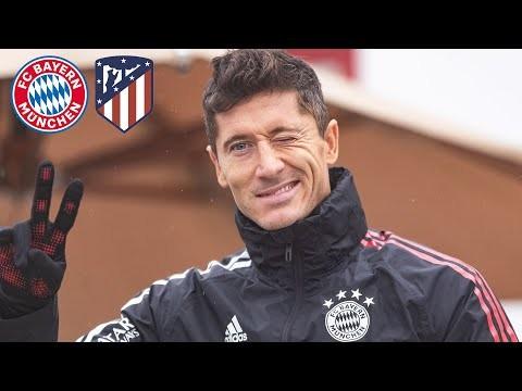 LIVE 🔴 FC Bayern Abschlusstraining vor Atletico Madrid