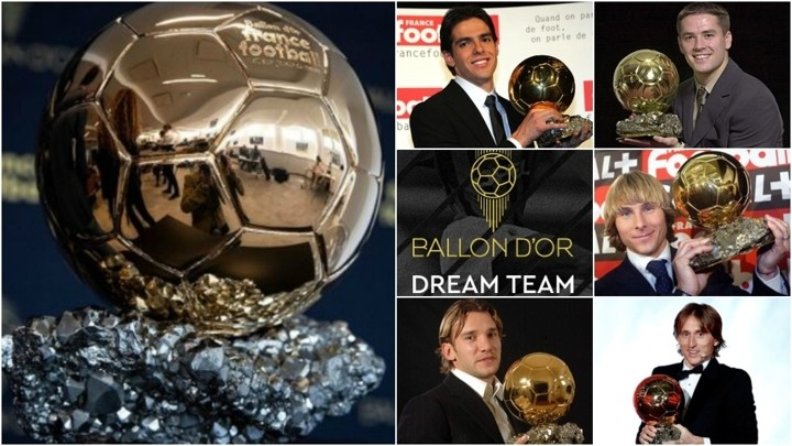 The shock exclusions from the Ballon d'Or Dream Team nominees: Shevchenko, Modric, Kaka..