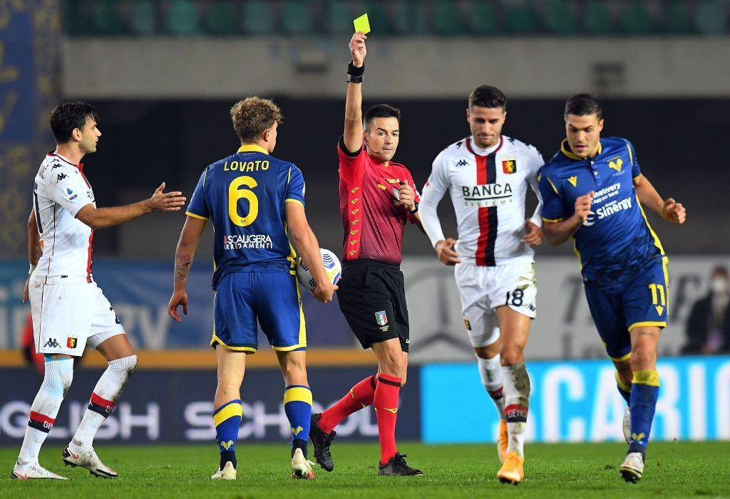 SPORT JUDGE DECISIONS, SERIE A TIM - MATCHDAY 4