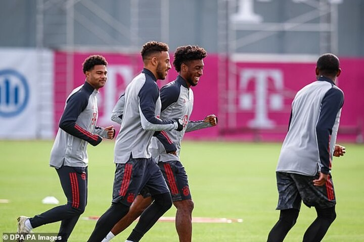 Bayern fear more players have coronavirus after Gnabry trained with team-mates
