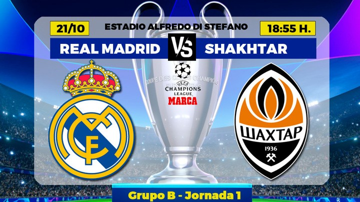 Real Madrid v Shakhtar Donetsk: Los Blancos need to weather a storm