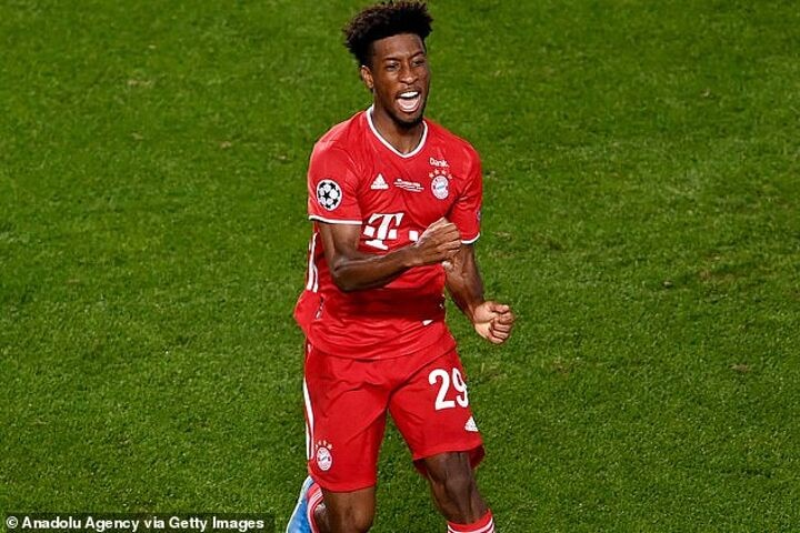 Coman on scoring in UCL final, being taught by Pep and playing with Pogba