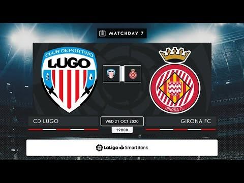 CD Lugo - Girona FC MD7 X1900