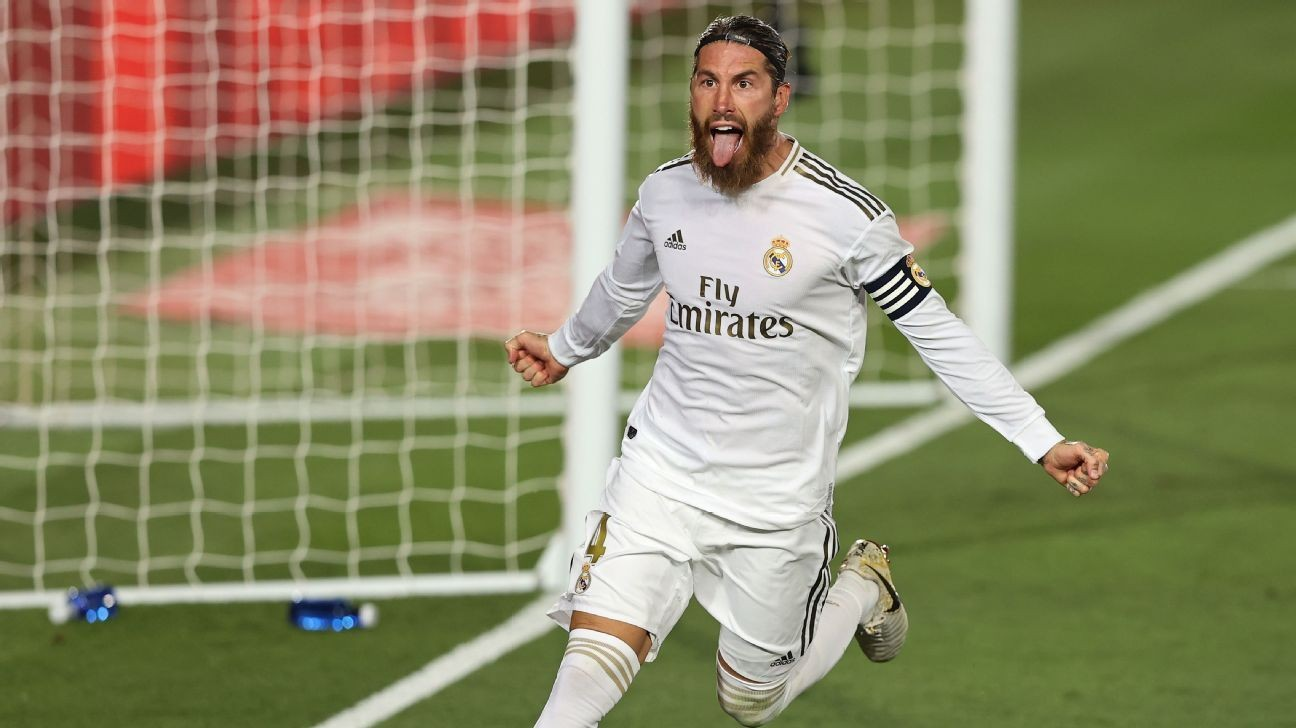 Transfer Talk: PSG, Juve monitoring Ramos' contract situation