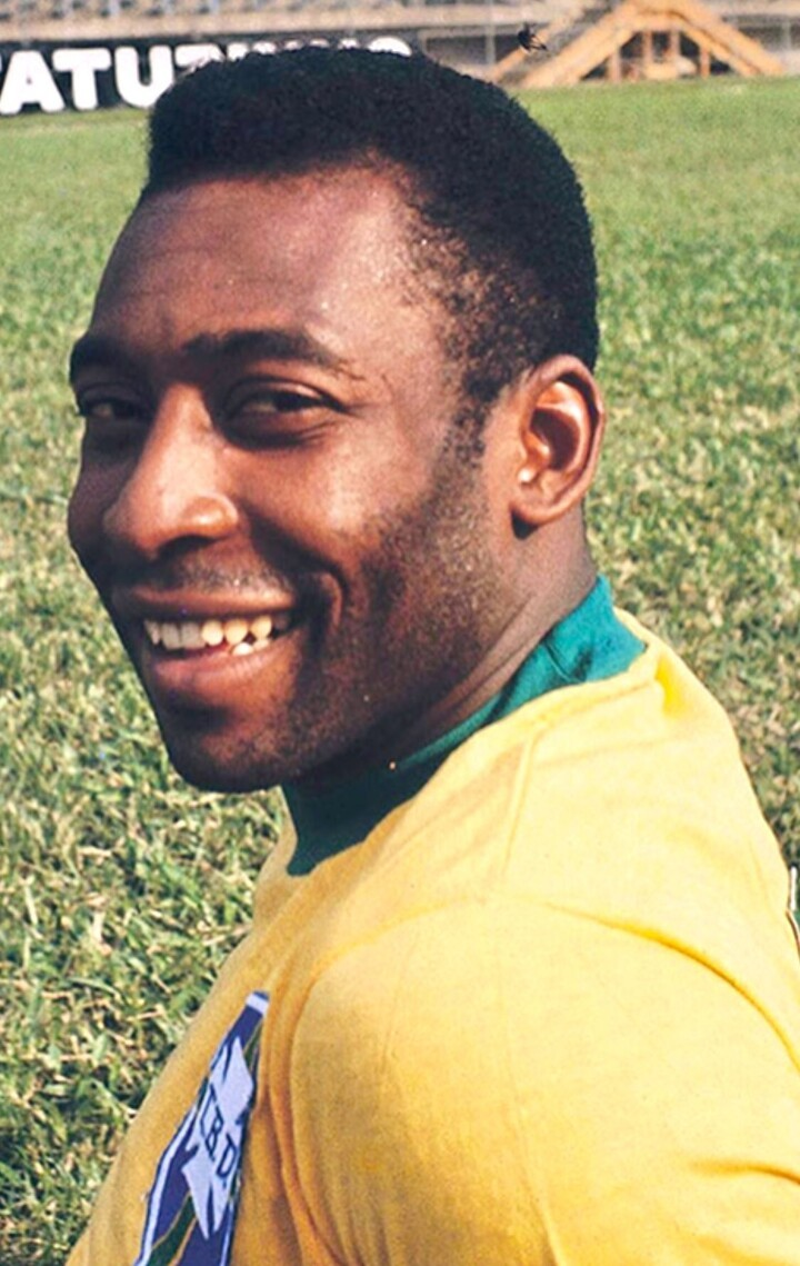 Happy 80th birthday to 'The King' Pele