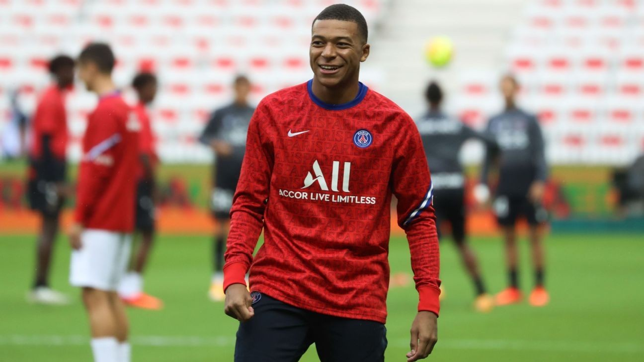 Transfer Talk: Mbappe not bothered by Zidane's rocky Real Madrid future
