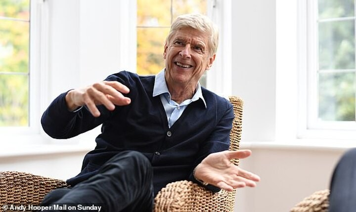 ARSENE WENGER EXCLUSIVE: Gunners legend on painful exit, touchline rows and an invite from Tottenham