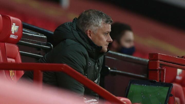 Football's edge has gone - Solskjaer bemoans lack of fans after Man Utd draw with Chelsea