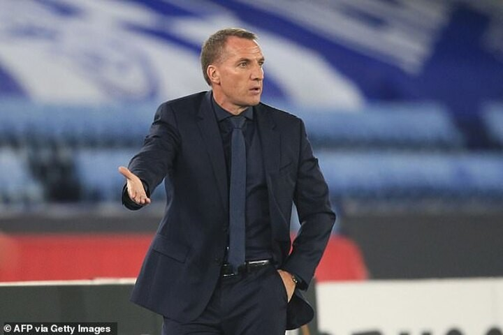 Brendan Rodgers backs Arteta's decision to drop Mesut Ozil