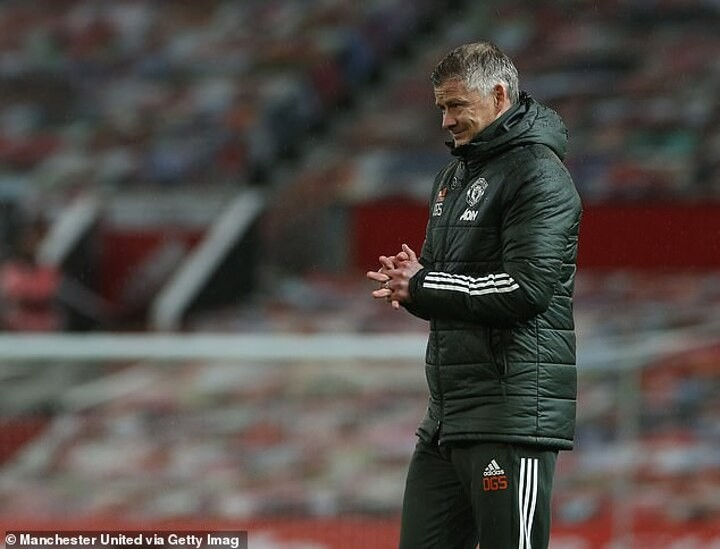 Ole claims Man United would have beaten Chelsea with fans at Old Trafford