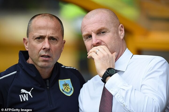 Burnley assistant Ian Woan opens up on what Sean Dyche is really like