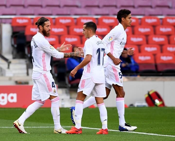 Kick Off: Real Madrid win El Clasico; Lewandowski scores hat-trick again