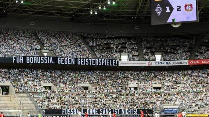 Gladbach vs Real Madrid will be behind closed doors despite having sold 10,804 tickets