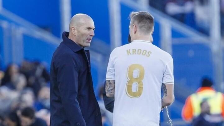 Zidane: Tomorrow we will see how Real Madrid use Hazard
