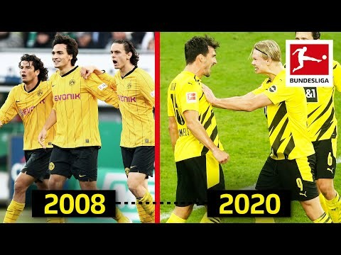 Mats Hummels • 13 Seasons | 13 Goals