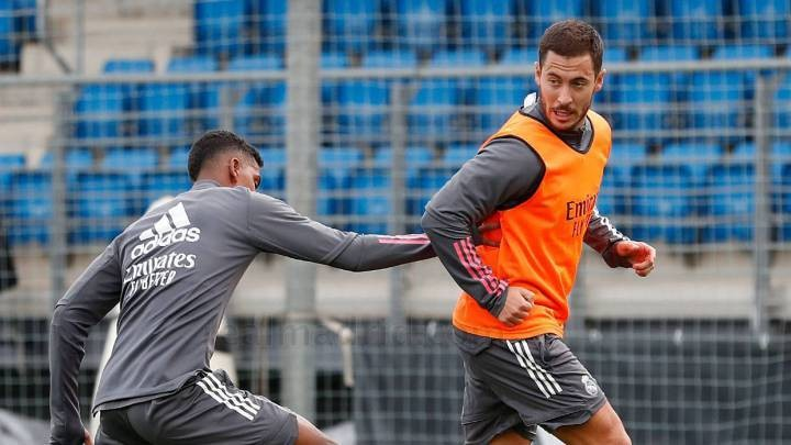 Hazard set for Real Madrid return after injury