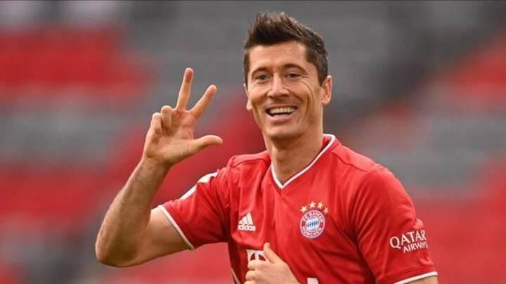 Lewandowski favourite for a Golden Boot without LaLiga Santander suitors
