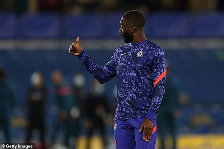 Frank Lampard ready to bring Antonio Rudiger in from the cold after heart-to-heart talks