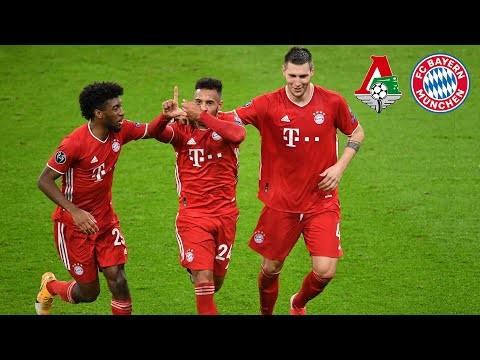 100% motivated! Corentin Tolisso & FC Bayern look forward to the second Champions League match
